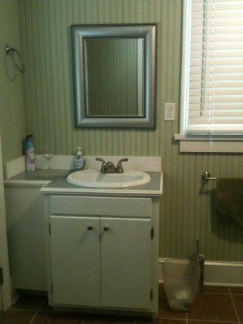 Additional Cottage Bathroom