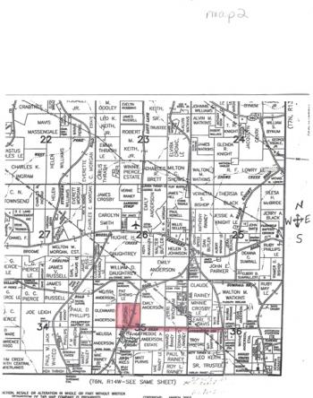 Seminary Land For Sale or Lease in Seminary, MS