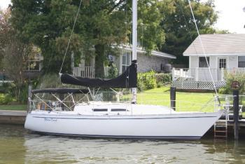 1981 Canadian Sailcraft CS33 in Slidell, LA
